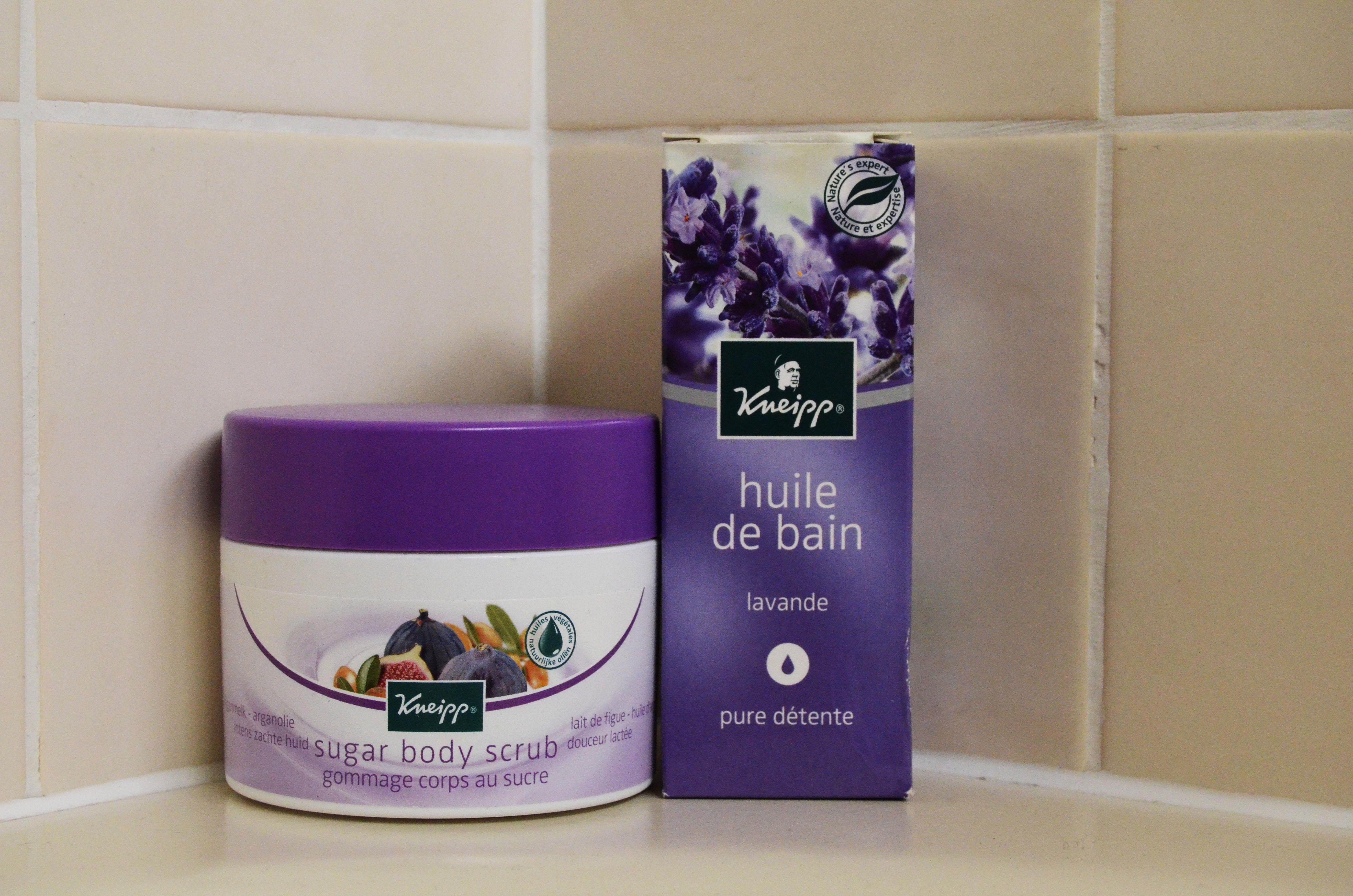 Lavendel In Grote Pot.Kneipp Sugar Body Scrub Lavendel Badolie Perfect Day Blog